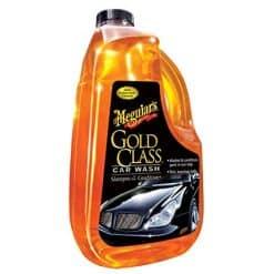 Meguiar's Gold Class Car Wash Shampoo & Conditioner 滋潤洗車液 1.89L