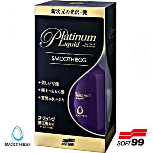 SOFT99 PLATINUM SOFT99_Platinum頂級水鍍膜 香港鍍膜DIY