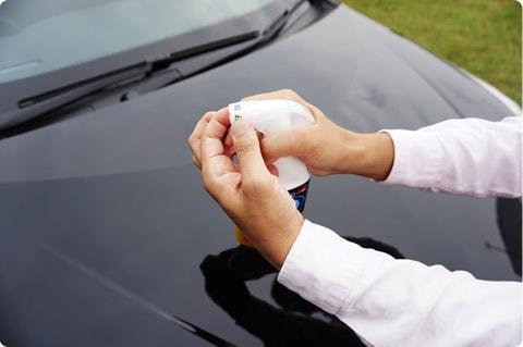 SOFT99 FUKUPIKA速效免洗車噴蠟 香港洗車打蠟1