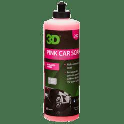 美國3D Pink Car Soap 202號 粉紅洗車液