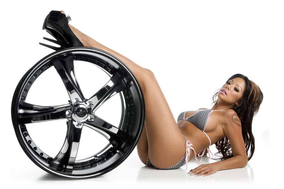 Wheel & Tyre 輪圈輪胎