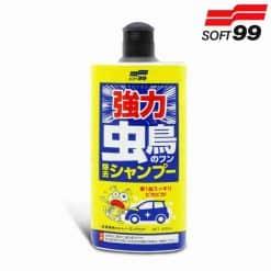 SOFT99 溶解蟲跡鳥糞專用強力清潔劑