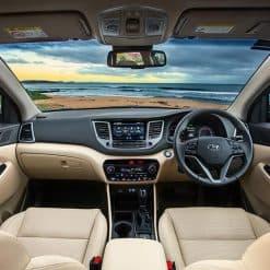 Interior 車內空間