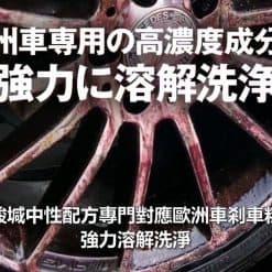 soft99-iron-terminator-車鈴鐵粉清洗 香港洗車用品