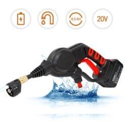 高壓鋰電洗車洗車槍