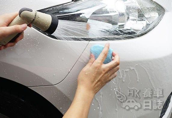 SOFT99 推泥泥膠1 香港洗車打蠟DIY