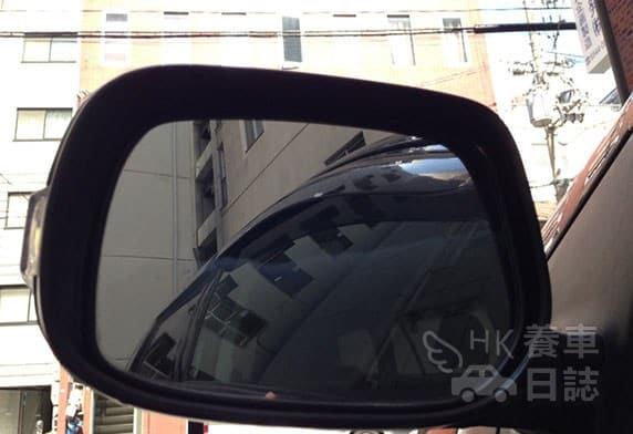 GLACO倒車鏡納米鍍膜2 香港DIY